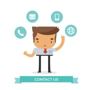 Contacter le facilitateur e-commerce