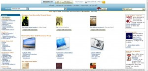 Projet e-commerce Amazon en 2006