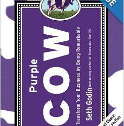 Purple Cow livre de Seth Godin