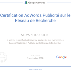 Google Partners - Certification Adwords Search