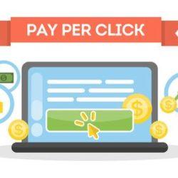 Pay per click - Google Adwords