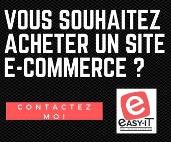 CTA Achat Site E commerce