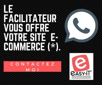 CTA Offre site e commerce